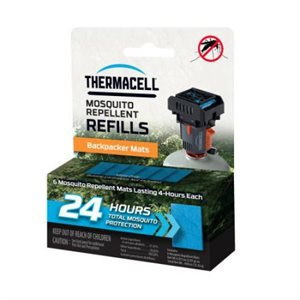 Thermacell Mat Only Refill 24H