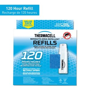 Thermacell 120H Recharge