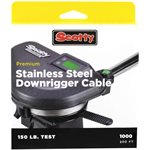 Scotty Replacement Downrigger Cable 200ft w / Kit