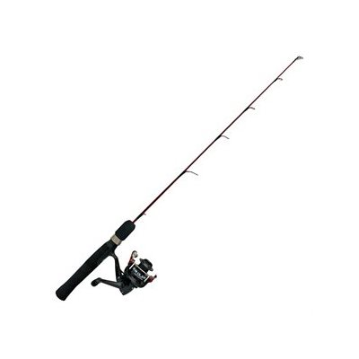 ZEBCO Solid Ice 25'' Ml Eva Spin Combo