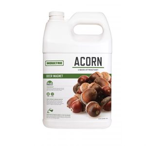 MOULTRIE Deer Magnet Acorn Syrup - 1 gallon